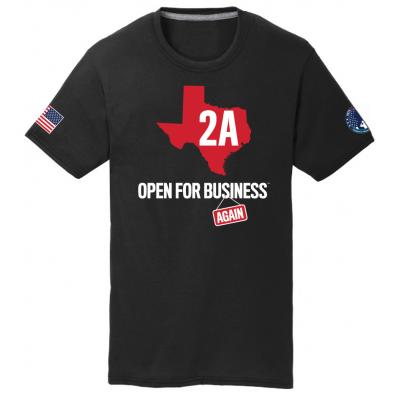 Texas 2A OFBA + Vets for Trump - Black