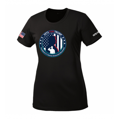 Women's Performance Tee - Black