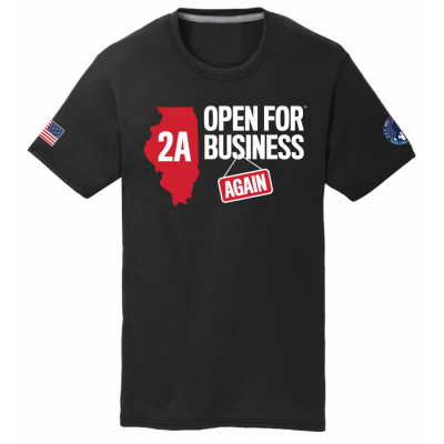 Illinois 2A OFBA + Vets for Trump - Black