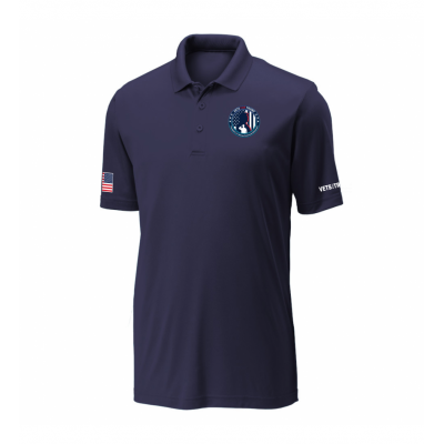 Men's Performance Polo - Navy