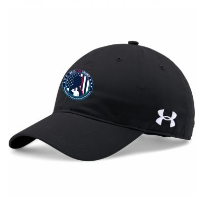 UA Chino Adjustable Cap - Black
