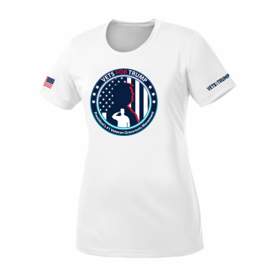 Women's Performance Tee - White