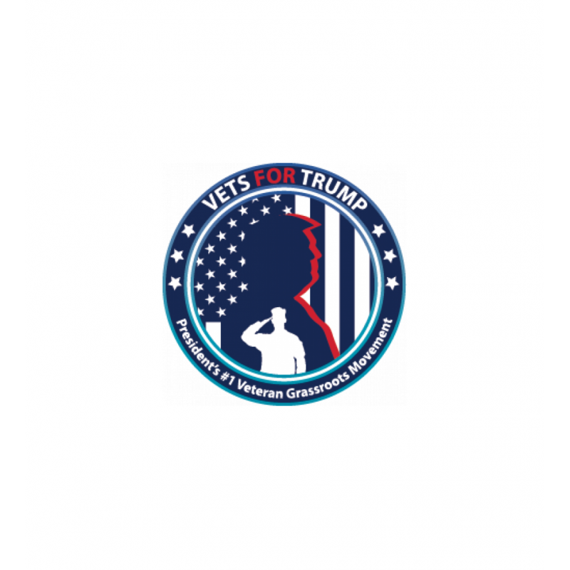 OFBA Trump Salute - White