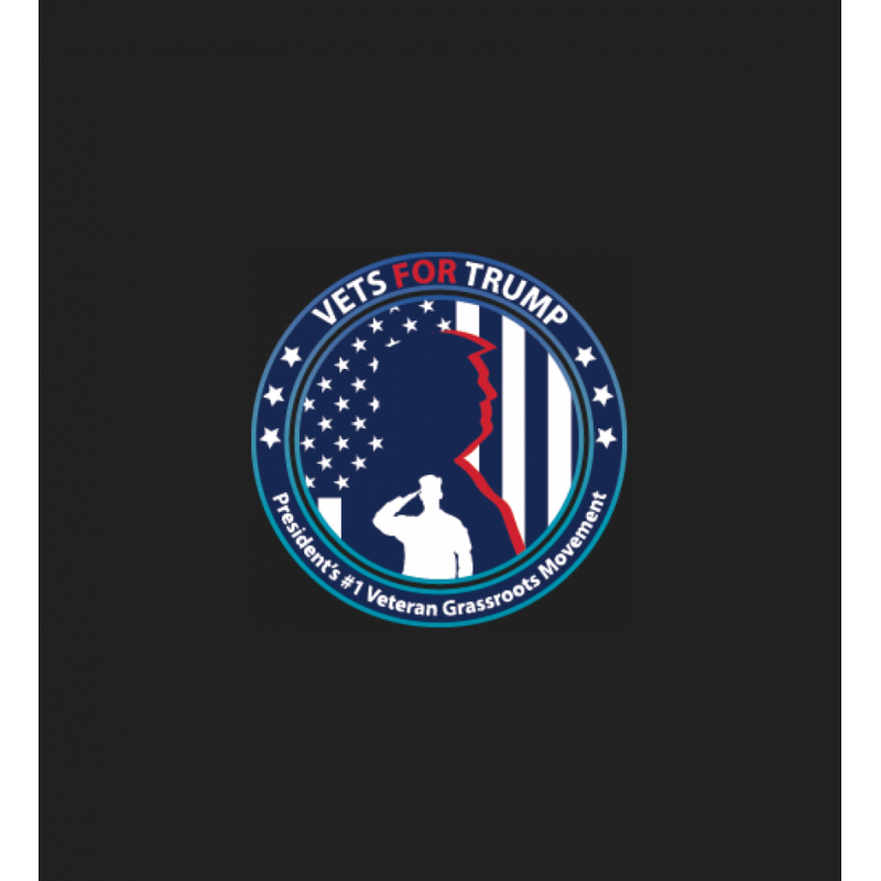 OFBA Trump USA - Black